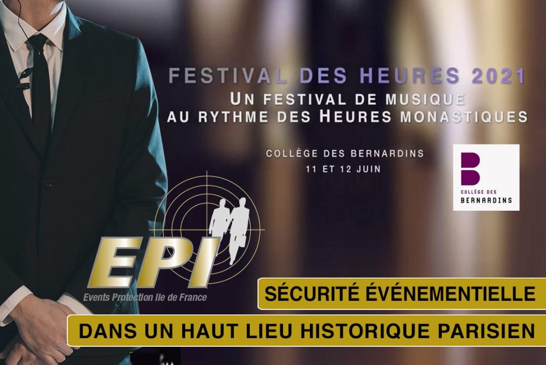 sécurité musées Paris