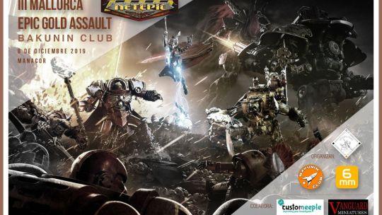 Mallorca Epic Gold Assault 03