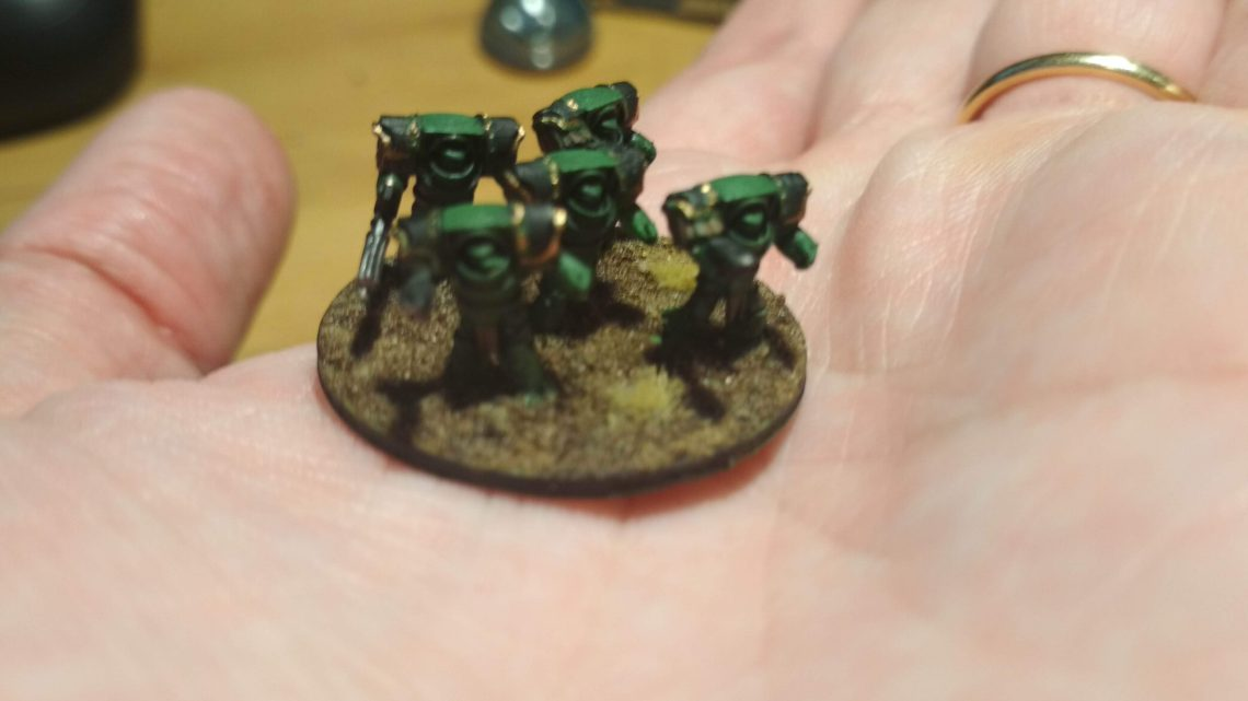 epic scale salamanders terminators