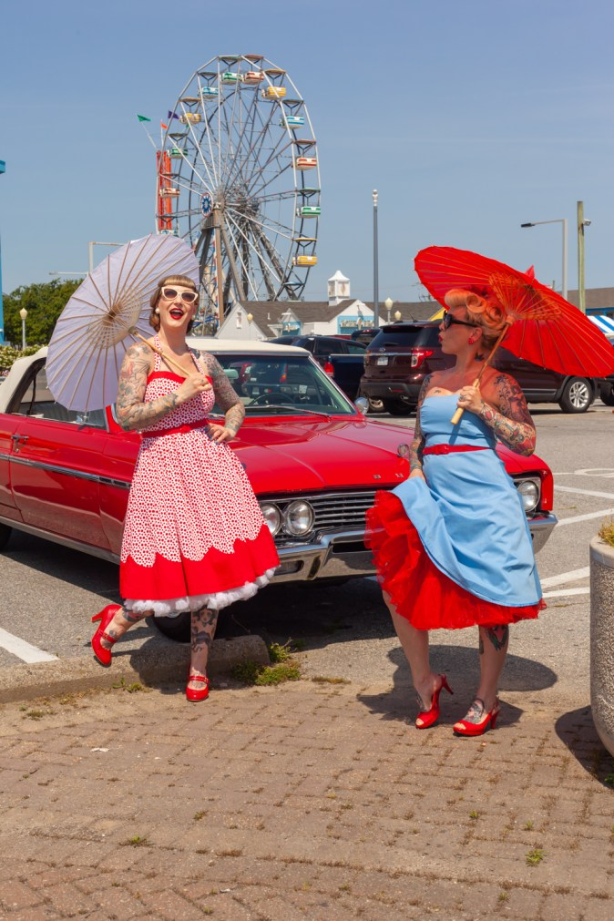 Virginia Beach Photographer, Virginia Beach Theme Photographer, Virginia Beach Pin-up Photographer, Pin-up Photographer, Epic Beard Photography