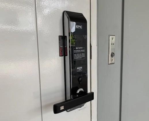 EPIC DOOR LOCK รุ่น ES-809L