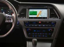 Hyundai Sonata - Android Auto