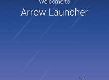Microsoft's Arrow Launcher