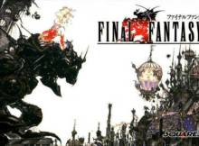 Final Fantasy VI Title