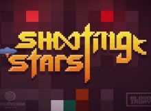 Shooting Stars Title Screen