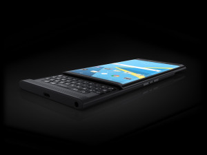 Blackberry Priv Side View