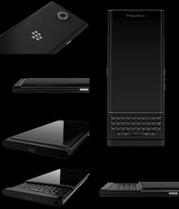 Blackberry Priv Pre-Order Announcement
