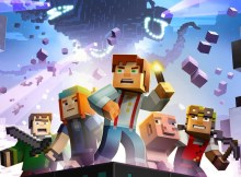 Minecraft: Story Mode Splash Screen