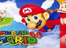 Super Mario N64