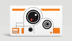 Star Wars Google Cardboard - BB8