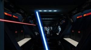Star Wars Lightsaber Escape 2
