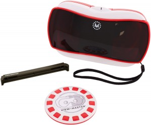 View-Master Virtual Reality Box Contents