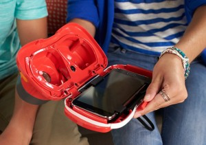View-Master Virtual Reality With Phone