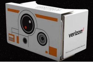 Star Wars Google Cardboard - BB8 Side
