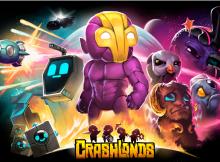 Crashlands - Splash Screen