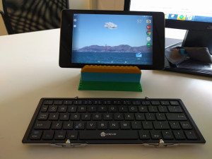 iClever Portable Bluetooth Keyboard