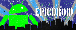 EpicDroid - Epic Night Banner Left