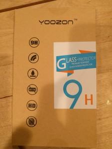 YooZon Nexus 6P Tempered Glass Screen Protector