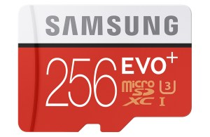 Samsung EVO Plus 256 GB MicroSD Card