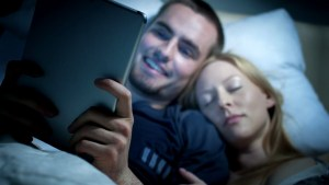 Smartphone Use In Bed 2