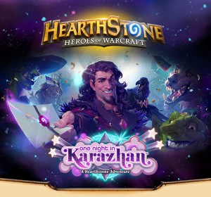 Hearthstone - One Night In Karazhan