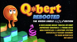 Q*Bert Rebooted: SHIELD Edition
