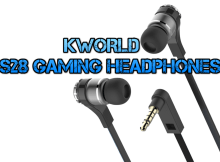 KWORLD S28 Gaming Headphones