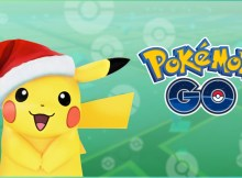 Pokemon Go - Holiday Pikachu