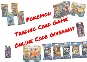 Pokemon Trading Card Game Online Code Giveaway!
