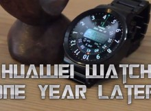 Huawei Watch - One Year Later