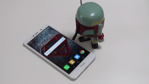Honor 6X With Boba Fett