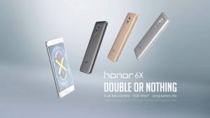 Honor 6X Banner