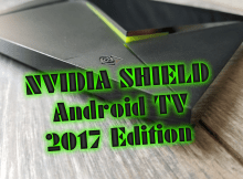 NVIDIA SHIELD Android TV (2017 Edition)