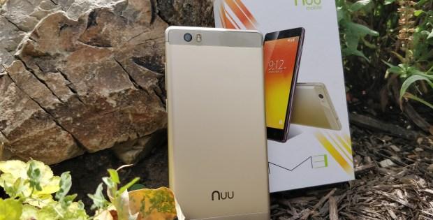 Nuu Mobile M3