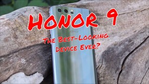 Honor 9 - The Best-Looking Device Ever?