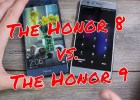Honor 8 vs Honor 9