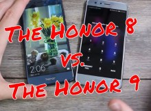 Honor 8 vs Honor 9