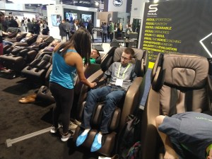 CES Massaging Chairs