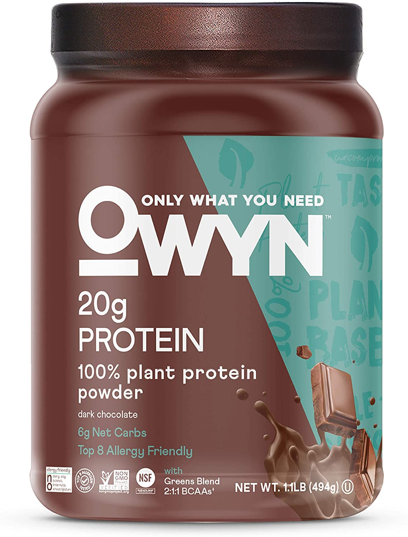 nut free protein powder