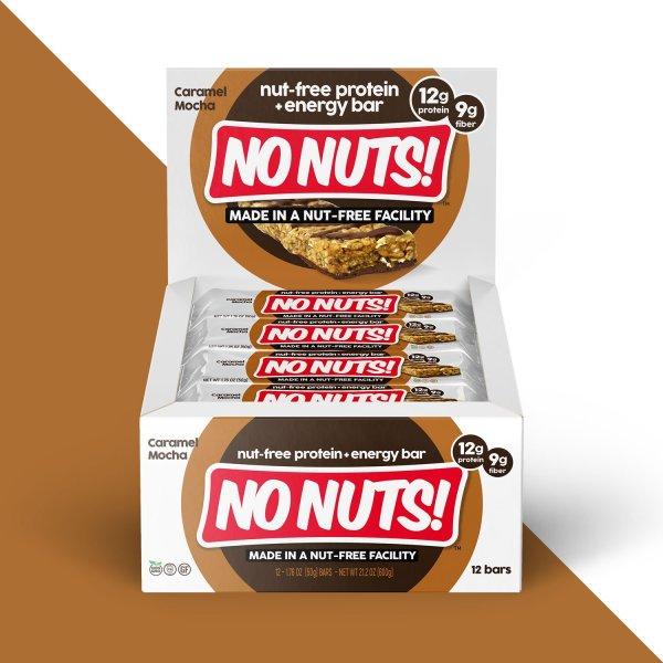 no nuts caramel mocha