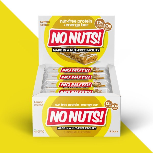 no nuts lemon creme