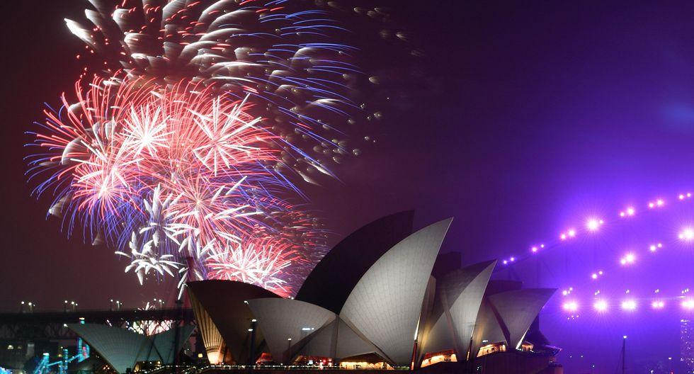 Año Nuevo Australia