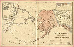 Alaska America Rusia
