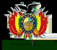 Escudo del Estado Plurinacional de Bolivia.