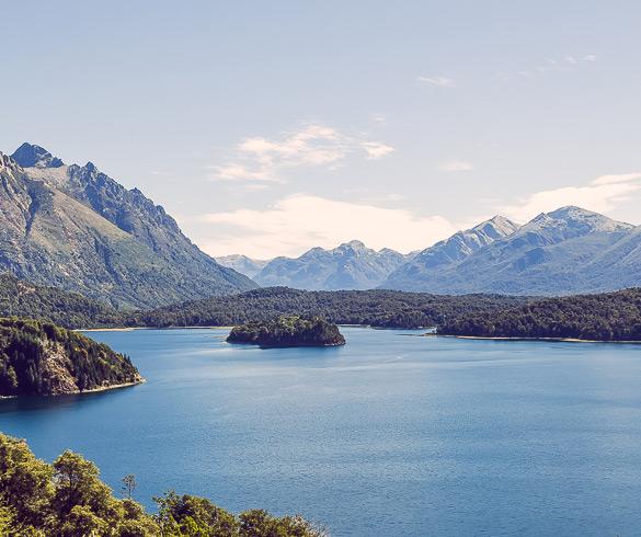 Lago Nahuel Huapi (Foto: Turismo Bariloche)