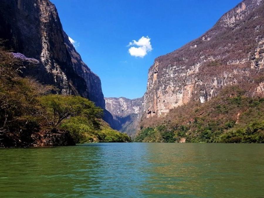 Principales Rios de Mexico - Rio Grijalva y Usumacinta