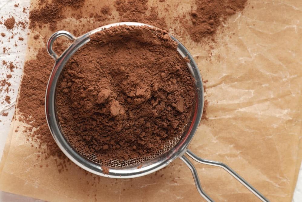 par quoi remplacer le cacao en poudre