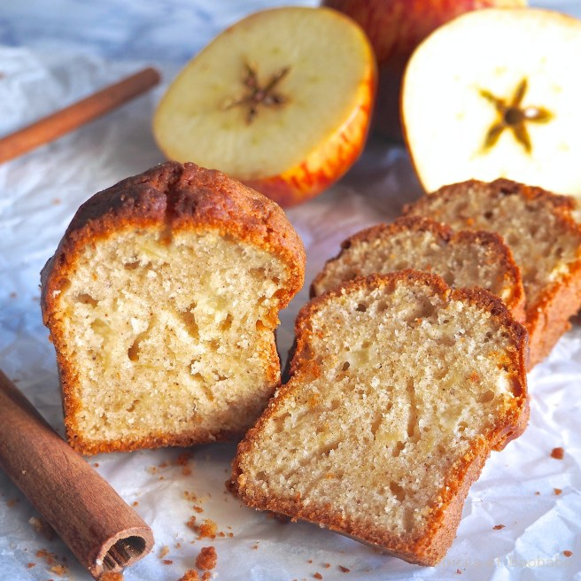 Cake Pomme Cannelle Sophie