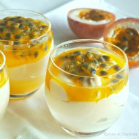 Mousse de Maracujà  or Passion fruit Mousse
