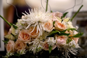 Epic Events by Booth, Inc. - Wedding Planner - Tampa Bridal Show 2016 - Flower Display